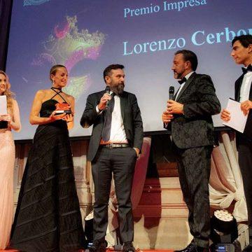 Lorenzo Cerbone riceve il Premio Impresa 2019 1