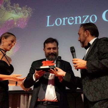 Lorenzo Cerbone riceve il Premio Impresa 2019 10