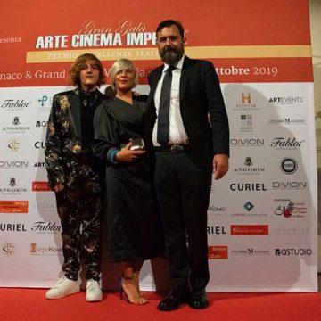 Lorenzo Cerbone riceve il Premio Impresa 2019 3