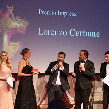 Lorenzo Cerbone riceve il Premio Impresa 2019 6