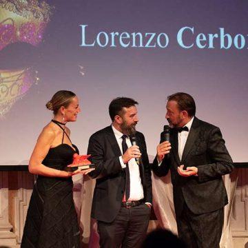 Lorenzo Cerbone riceve il Premio Impresa 2019 7